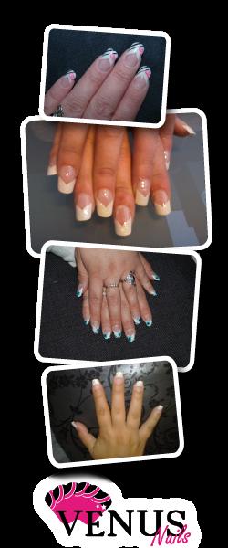 nagels naturel kleur
